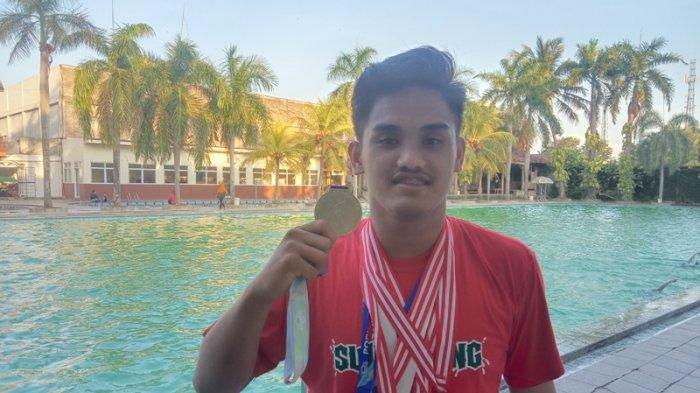 Kisah Atlet Renang Pringsewu, Wendi Korbankan Waktu Bermain untuk Latihan Berenang