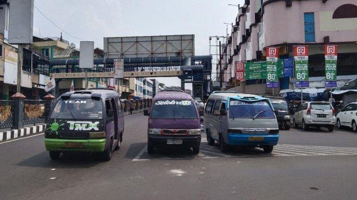Kisah Duka Sopir Angkot di Bandar Lampung yang Semakin Sepi Penumpang