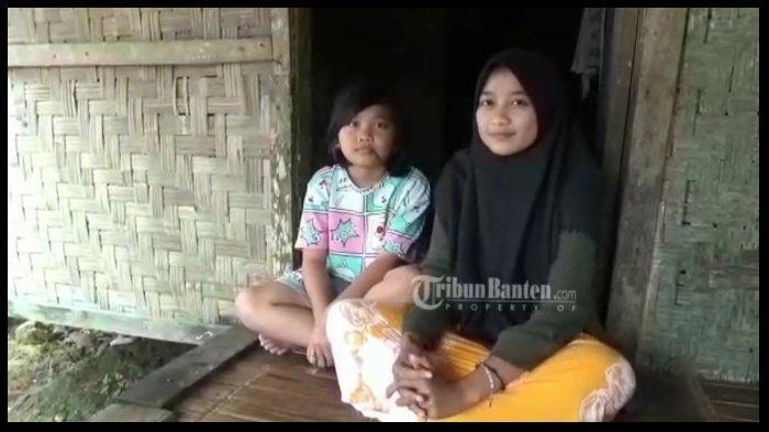 Kisah Gadis 16 Tahun di Pandeglang Hidup Sendiri di Rumah Reyot yang Hampir Roboh