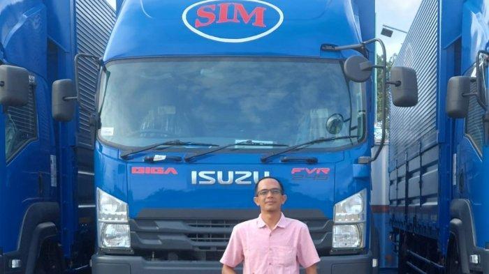 Kisah Sukses Salesman Astra Isuzu Cabang Lampung Rully Alfarizon