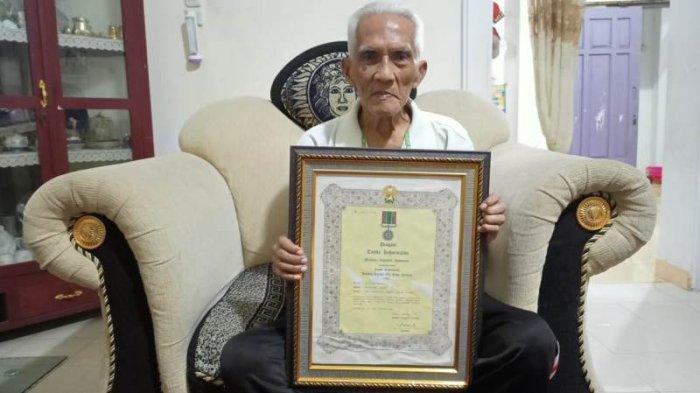 Kisah Veteran TNI Lampung Selatan, Yusuf Ikut Penumpasan PRRI dan G30S/PKI di Sumsel