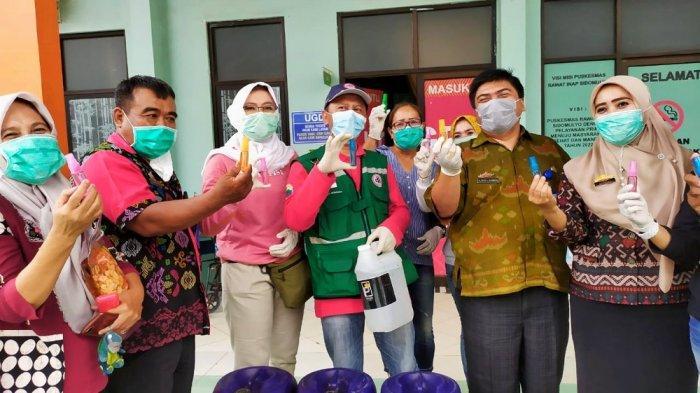 Kisah Warga Lampung Selatan Jual Mobil untuk Beli Masker, Bantu Tenaga Medis Tangani Covid-19