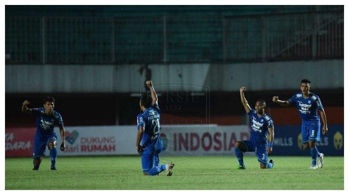 Juara Grup D, Persib Pastikan Tiket Perempat Final Piala Menpora 2021