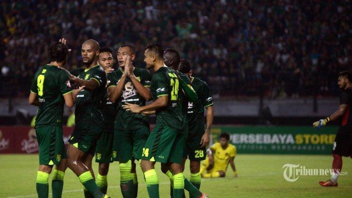 Ilustrasi. Persebaya pimpin Klasemen Grup C Piala Menpora 2021 seusai menang atas Madura United.
