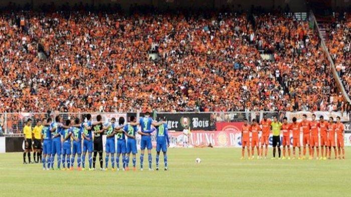 Hasil Klasemen Sementara BRI Liga 1 2021, Persija Jakarta Kejar Persib Bandung