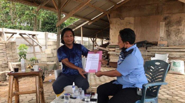 KNPI Bandar Lampung Ajak Masyarakat Sukseskan PPKM Level 4 dan Vaksinasi