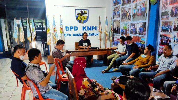 KNPI Kota Bandar Lampung gelar Aksi Kemanusiaan untuk Palestina