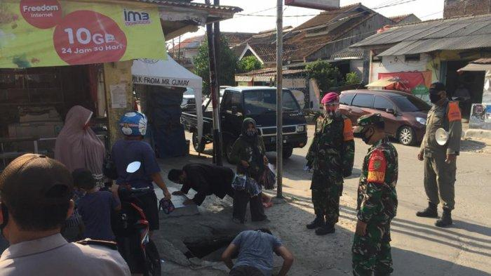 Adaptasi New Normal, Kodim 0410 Bandar Lampung Imbau Warga Patuhi Protokol Kesehatan
