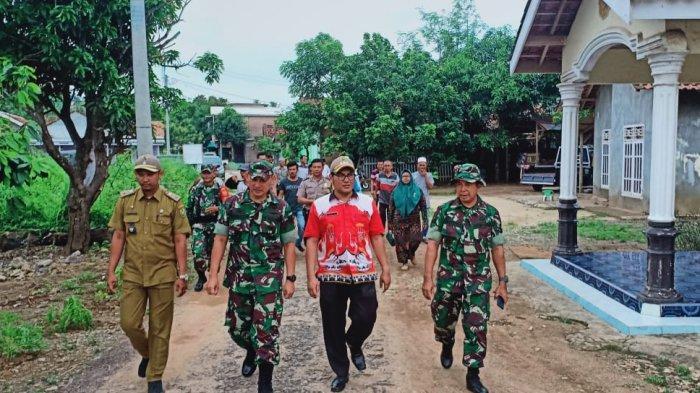 Romas Herlandes Tinjau Lokasi Karya Bhakti di Waylaga