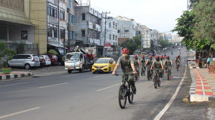 Dijambret saat Bersepeda, Kolonel TNI AU Pingsan Setelah Lawan Pelaku
