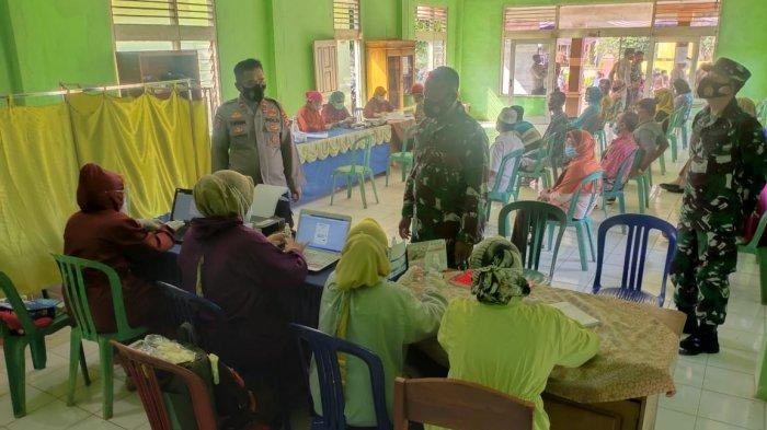 2.750 Warga Ikut Vaksinasi Covid-19 Tahap II di Lampung Timur