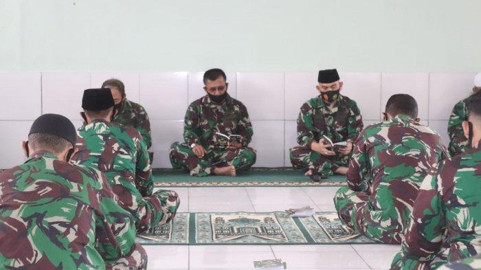 Kodim 0410/KBL Gelar Doa Bersama Anggota dan PNS Jajaran Kodim