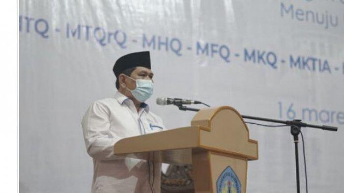 Unila GelarLomba Musabaqah Tilawatil Quran Mahasiswa Ke XVII Tahun 2021