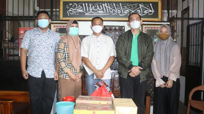 Jalin Silaturahmi, Dandim Kolonel Inf Romas Herlandes Kunjungi Rumah Anggota Kodim