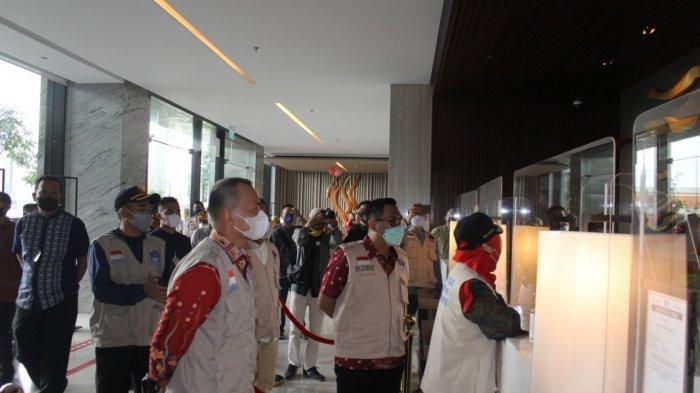 Hari Raya Idul Fitri, Kolonel Inf Romas Herlandes Pantau Prokes di MBK