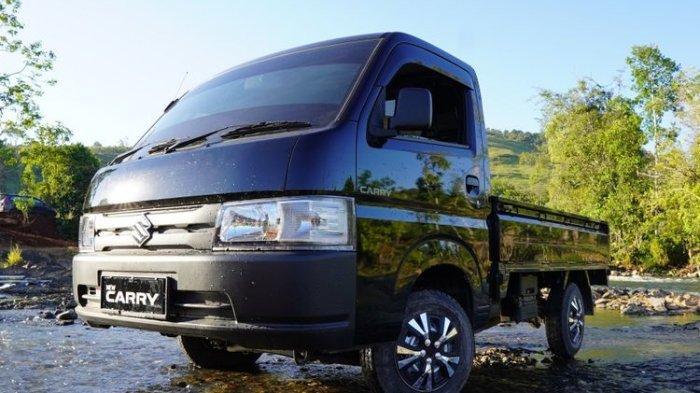 Penjualan Suzuki Diklaim Stabil, Andalkan Carry Pikap