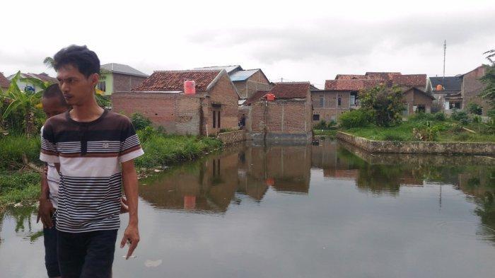 Kolam Tempat Bocah Tewas Tenggelam Rupanya Bekas Galian Batu Bata