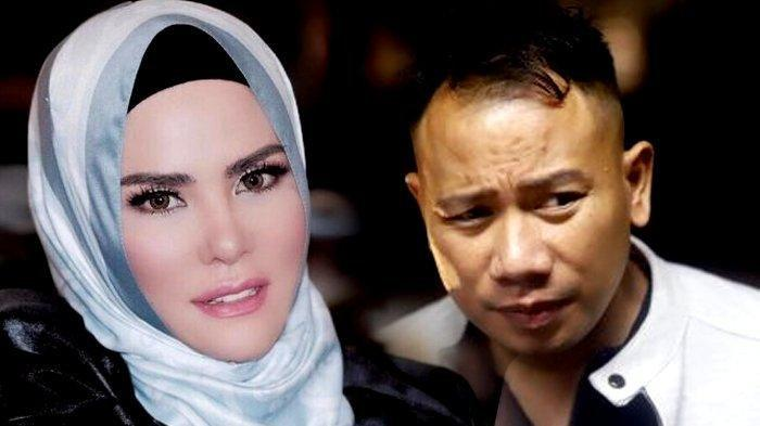 Angel Lelga Sebut Vicky Prasetyo Sombong