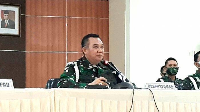 Danpuspomad Letjen Dodik Ungkap Fakta Ada Prajurit TNI Sebar Hoaks