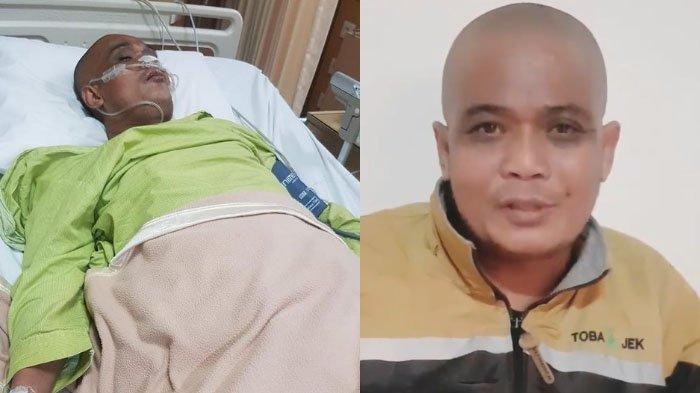 Komedian Bang Sapri Dirawat di ICU saat Istrinya Tengah Hamil, Kondisinya Lemah Tak Berdaya