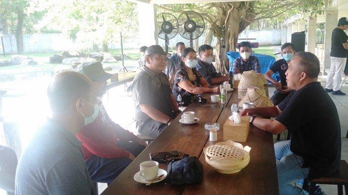 Tim Kompas Gramedia Sumatera Berkunjung ke Tubaba, Bupati Umar Ahmad Paparkan Konsep Pembangunan
