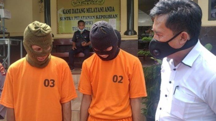Detik-detik Polisi Tangkap 3 Anggota Kawanan Curanmor, Sudah Beraksi di 5 TKP
