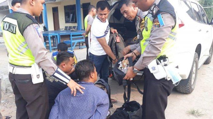 BREAKING NEWS - Komplotan Curat Rumah Kosong Terjaring Razia Operasi Zebra Krakatau 2019 di Jalintim