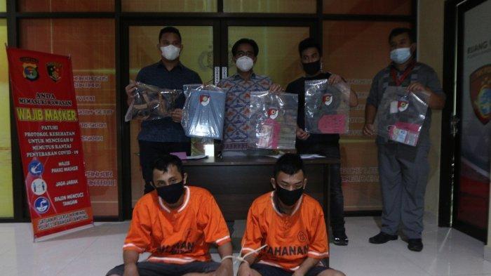 PNS Pesawaran Otaki Pencurian Pecah Kaca Mobil, Rekrut Anggota asal OKI Sumatera Selatan