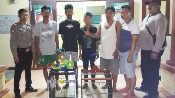 Ikut Komplotan Pencuri Rumah Kosong, Remaja Ini Ditangkap Polsek Lambu Kibang