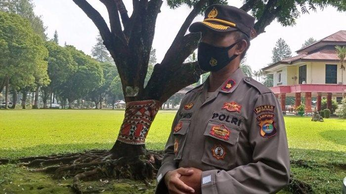 Rencana Unjuk Rasa Petani di Pemkab, Polres Lambar Siagakan 87 Personel Gabungan
