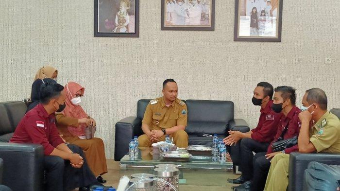 Wabup Lampung Selatan Pandu Apresiasi Komunitas Kita Pemuda