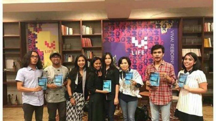 Komunitas Lampung Literature Wadah Pegiat Literasi