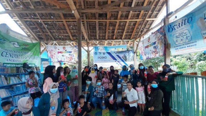 Komunitas Sahabat Laut Indonesia Beri Kesehatan Mental ke Anak-anak