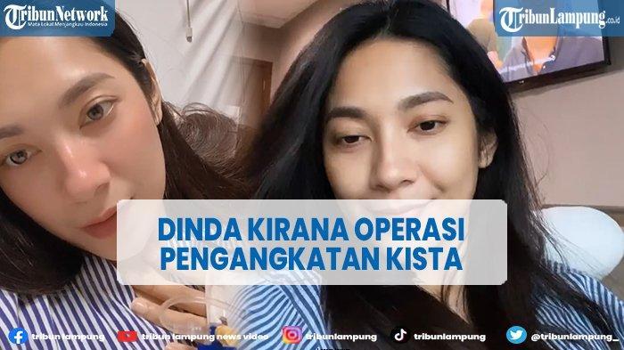 Dinda Kirana Menyesal Tunda Operasi Kista Endometriosis