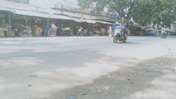 Pedagang Pasar Unit 2 di Jalintim Akan Direlokasi