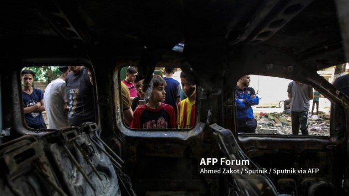 65 Anak Jadi Korban Konflik Israel-Palestina, PBB Akan Gelar Sesi Khusus