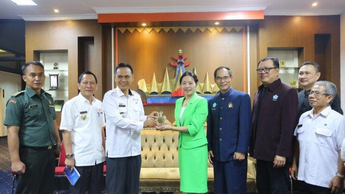 Konjen Tiongkok Qiu Wei Wei Isyaratkan Tingkatkan Investasi di Lampung