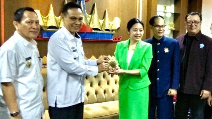Pemprov Lampung Siap Fasilitasi Pengusaha Tiongkok Berinvestasi di Bumi Ruwa Jurai