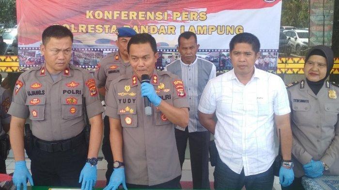 Polresta Bandar Lampung Terjunkan 938 Personel Amankan Nataru