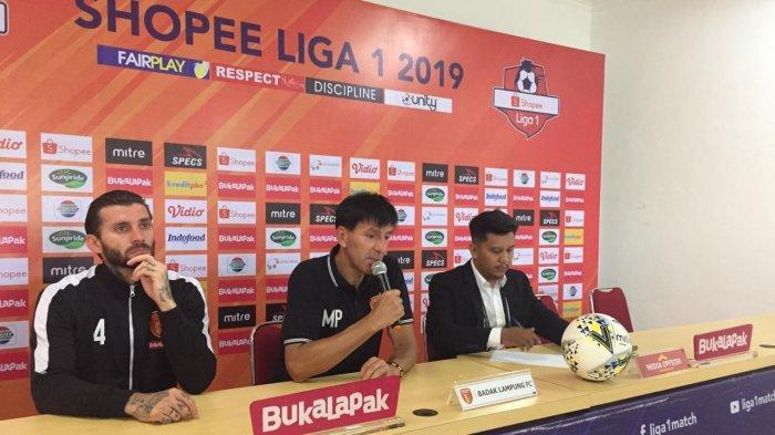 Jadwal Liga 1 2019 - Perseru Badak Lampung vs Persela, Ajang Pembuktian Wajah Baru Laskar Saburai