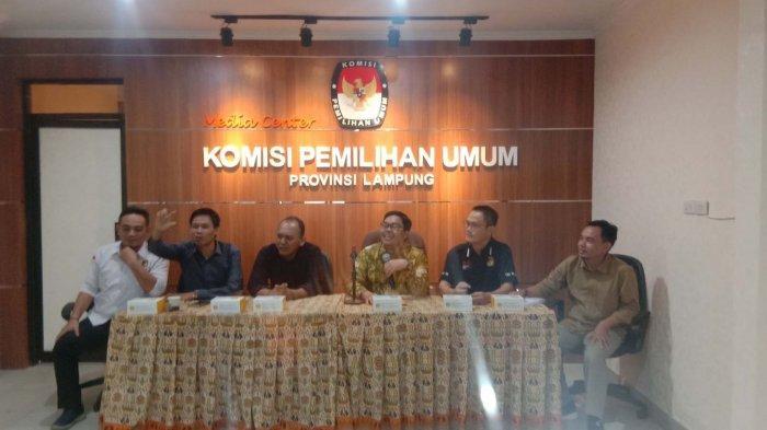 KPU Lampung Serahkan Kasus Esti ke Proses Hukum