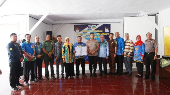 Koordinasi Tim Gugus Tugas Kabupaten Layak Anak (KLA) bagi Kepala OPD Kabupaten Pesibar 2019