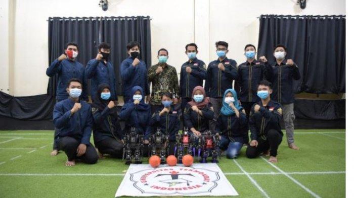 Universitas Terbaik di Lampung, Universitas Teknokrat Raih Juara Nasional Kontes Robot Kemendikbud