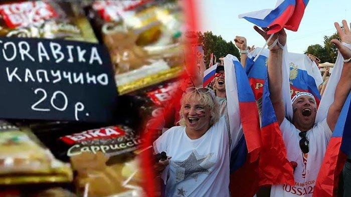 Siapa Sangka Meski Tak Berlaga di Piala Dunia 2018, Produk Indonesia Ini Laris Manis di Rusia!