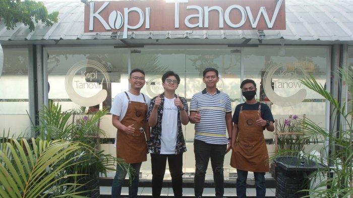 Kopi Tanow di Puncak Mas Lampung