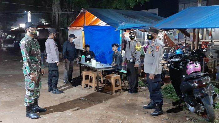 Satgas Covid-19 Sribhawono Lampung Timur Gelar Operasi Yustisi