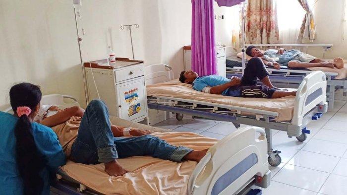 MK Kehilangan 3 Anggota Keluarganya yang Tewas Saat Bentrok Berdarah di Register 45 Mesuji