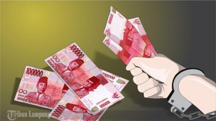 Tilap Uang Rp 471 Juta Milik PT Indomarco, Sales asal Bandar Lampung Diciduk Polisi