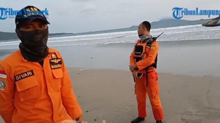 Dilarang Berenang di Pantai Kedu, Bocah Tenggelam Pindah ke Pantai Batu Rame