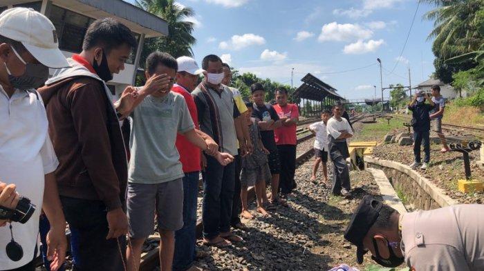 Korban Tewas Tertabrak Kereta di Kotabumi Diduga Alami Sakit Syaraf